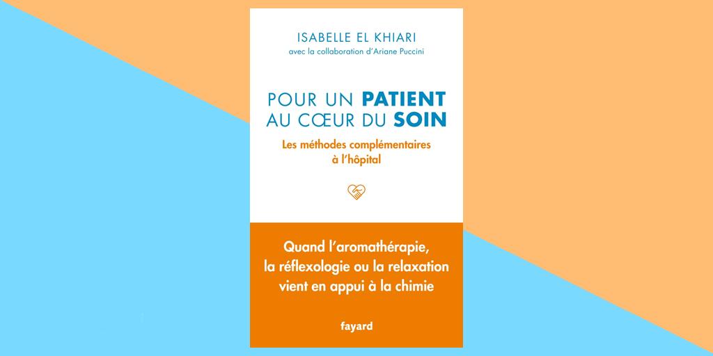 Livre pour un patient au coeur du soin